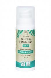 Crème Solaire Minérale Naturelle SPF 30 - Suntribe
