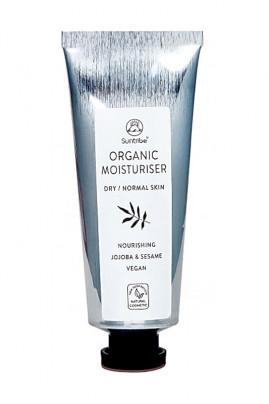 Vegan & Organic Moisturiser - Suntribe