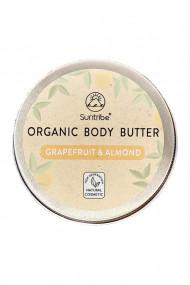 Vegan Body Butter - Grapefruit & Almond - Suntribe