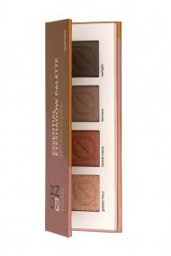 Organic & Vegan Eyeshadow Palette - Sunset - GRN