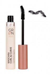 Organic Black Basalt Curl & Curve Mascara - GRN