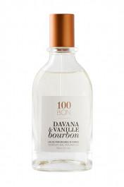 Parfum Davana & Vanille Bourbon - Eau de Cologne - 100BON