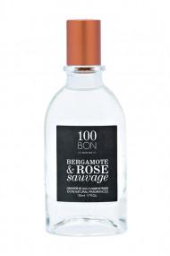 Parfum Bergamote & Rose Sauvage - Eau Concentrée - 100BON