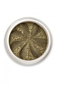 Khaki Sparkle - Vert khaki lamé