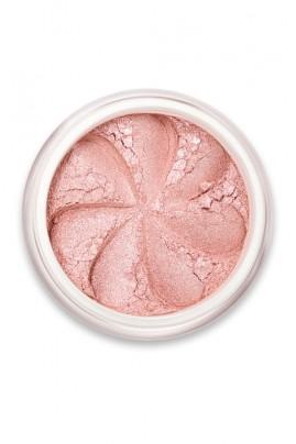 """Fard à Paupières Minéral Lily Lolo """"Pink Champagne"""" Rose Clair Irisé"""