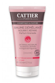 Organic Conditionner Detangling Balm Cattier