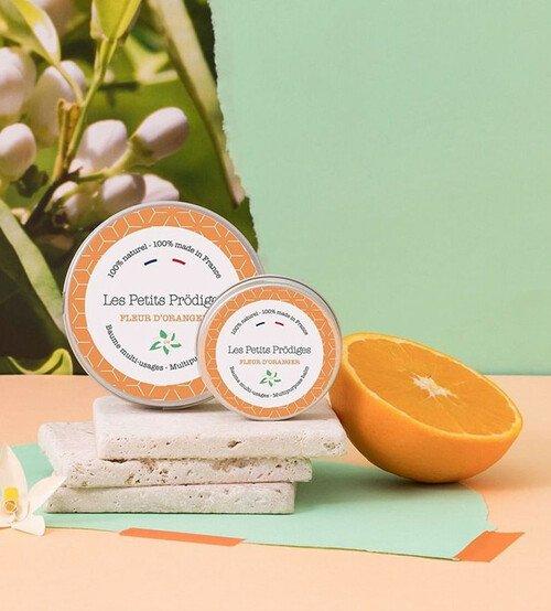 Le nouveau baume Fleur d'Oranger Les Petits Prödiges