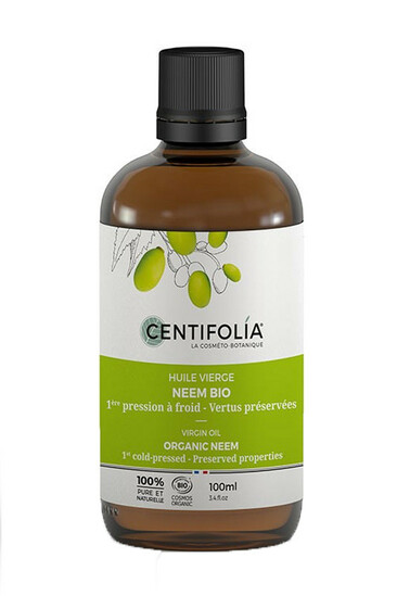 Huile de Neem Bio - Purifiante - Centifolia