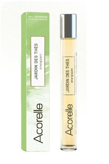 Eau de Parfum Bio Jardin des Thés - Roll on - Acorelle