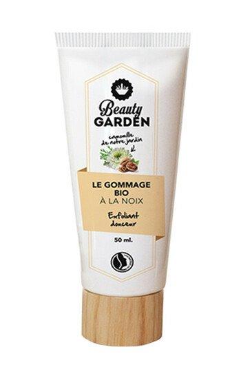 Gommage Bio à la Noix - Exfoliant Douceur - Beauty Garden