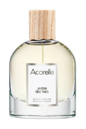 Eau de Parfum Bio Jardin des Thés - Flacon - Acorelle
