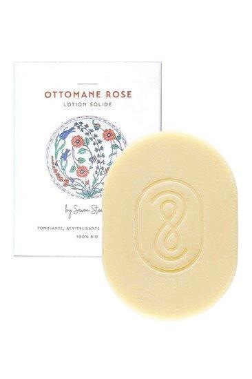Baume Solide Bio - Rose Ottomane - Savon Stories