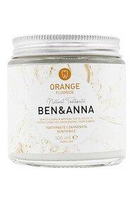 Dentifrice Orange avec Fluor - Ben & Anna