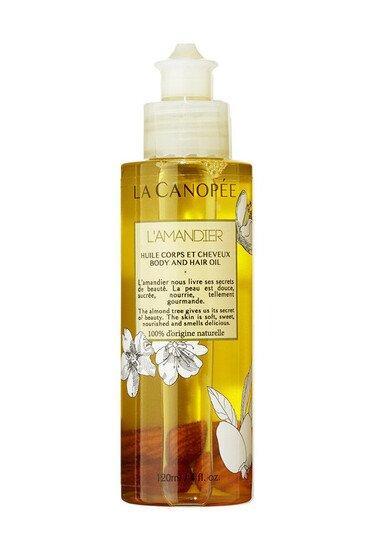 L'Amandier Huile Précieuse Corps & Cheveux 100% naturelle - La Canopée
