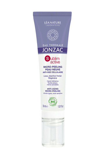 Micro-peeling Bio Anti-âge cellulaire - Eau Thermale Jonzac