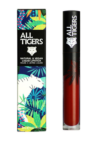Rouge à Lèvres Mat Vegan - All Tigers