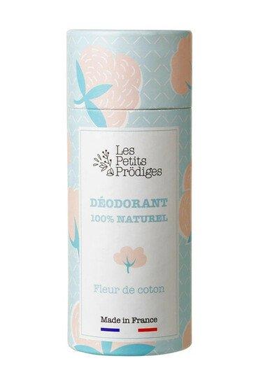 Déodorant Naturel Fleur de Coton - Les Petits Prödiges