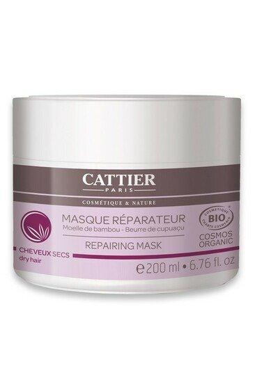 Masque Réparateur Bio - Cheveux Secs - Cattier