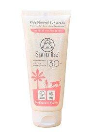 Crème Solaire Minérale Naturelle SPF 30 Enfant & Bébé - Suntribe