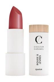 Rouge à Lèvres Bio - Satiné - Couleur Caramel