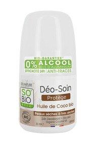 Déo-Soin Protecteur - Huile de Coco Bio - SO'BiO étic