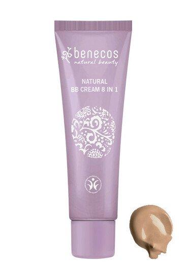 BB Crème Naturelle Porcelain - Benecos