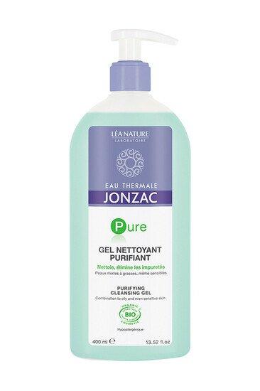 Gel Nettoyant Purifiant Bio - Eau Thermale Jonzac