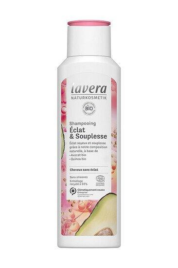 Shampooing Vegan Éclat & Souplesse - Lavera