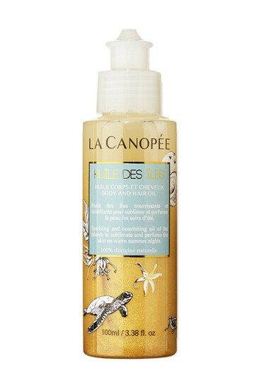 Huile des îles Précieuse Corps & Cheveux 100% naturelle - La Canopée