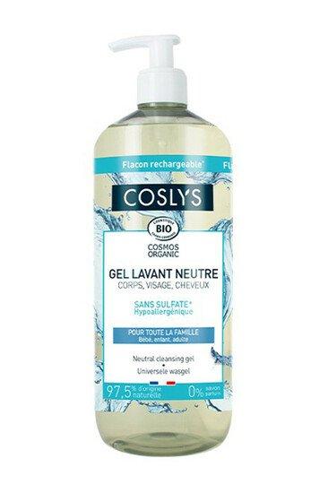 Gel Lavant Neutre Universel Bio - Corps & Cheveux - Coslys