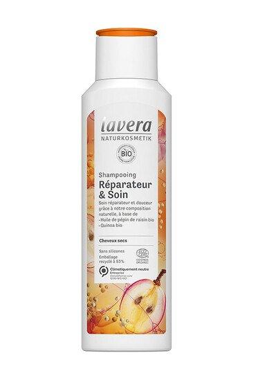 Shampooing Vegan Soin Réparateur - Cheveux Secs & Abîmés  - Lavera
