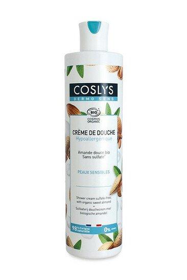 Crème de Douche Hypoallergénique Bio & Vegan - Coslys