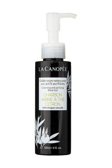 Gelée Noire Nettoyante aux Actifs Purifiant - La Canopée