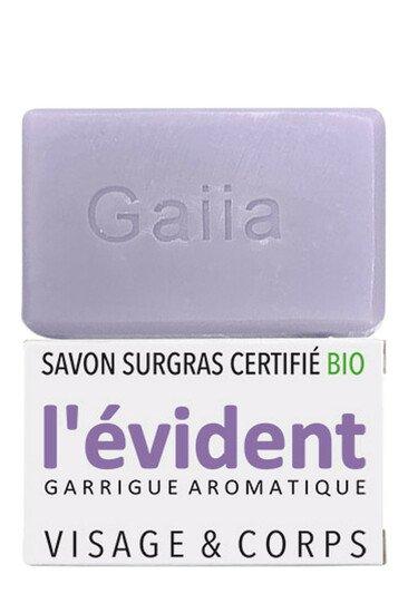 Savon Surgras Parfumé Vegan - L'Evident - Gaiia