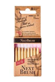 Brossettes Interdentaires en Bambou (lot de 8) - NextBrush