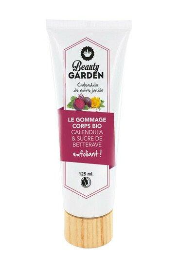 Gommage Corps Bio Vegan - Sucre de Betterave - Beauty Garden