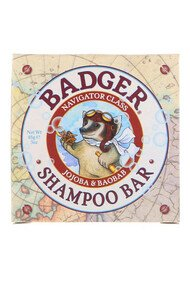 Shampoing Solide - Badger