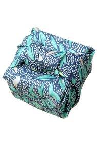 Furoshiki Motif Singe - Emballage Zéro Déchet - Paké