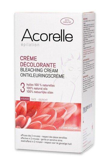 Crème Décolorante Visage & Corps - Acorelle