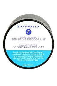 Déodorant Vegan Peau Sensible - Lavande & Menthe - Soapwalla