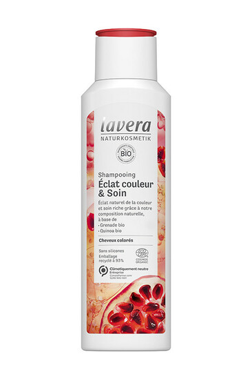 Shampooing Vegan - Éclat Couleur - Lavera