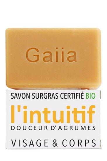 Savon Surgras Parfumé Vegan - L'Intuitif - Gaiia
