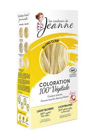 Coloration Poudre Bio & 100% Végétale - Les Couleurs de Jeanne