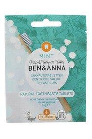 Dentifrice en Pastille - Menthe - Ben & Anna