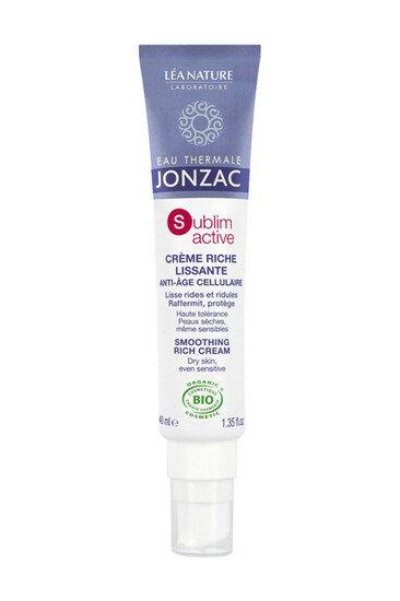 Crème Riche Bio Anti-âge cellulaire - Eau Thermale Jonzac