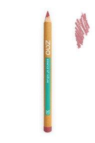 Crayon Bio Multi-usage - 563 Rose vintage - Zao