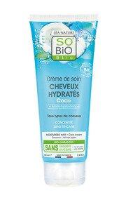 Crème Soin Bio Cheveux Hydratés - SO'BiO étic