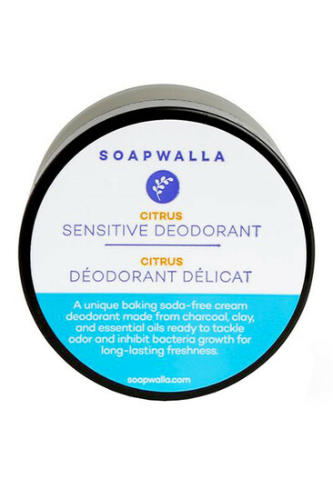 Déodorant Vegan Peau Sensible - Citrus - Soapwalla