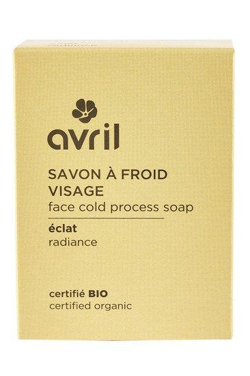 Savon à Froid Bio Visage Eclat - Avril