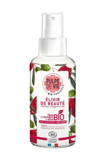 Elixir de Beauté Bio - Visage, Corps & Cheveux - Pulpe de Vie